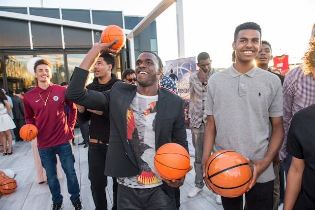 Drive for Dreams Celebrates Basketball in the 6ix